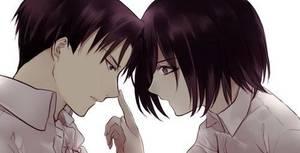 Os: Levi x Mikasa