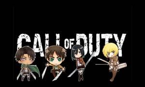 Os: Call of Duty Titan edition ♥