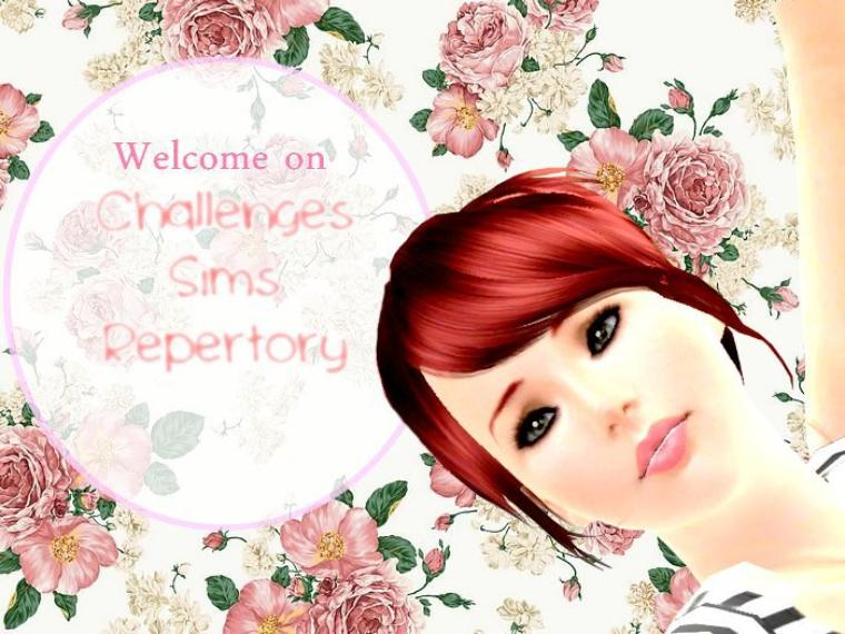 Challenges Sims Repertory