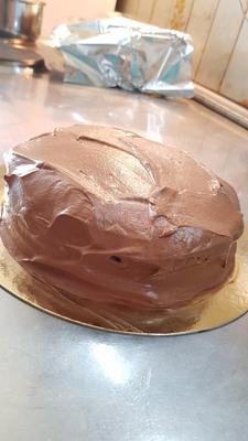 Merveilleux au chocolat (merignue et mousse choco)