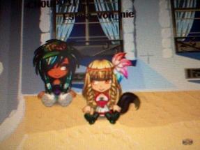 Estela & moi