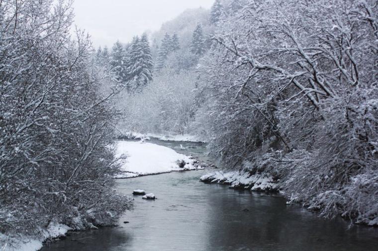 Quoi de plus beau qu'un paysage enneigé ?