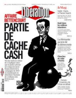 Affaire Woerth-Bettencourt : pour Sarkozy, le silence est d'argent