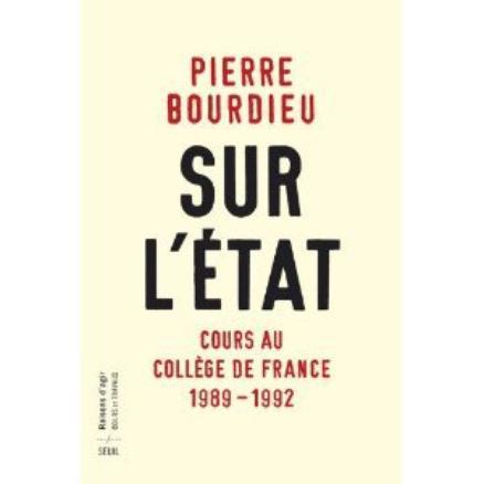 Pierre Bourdieu sur l'Etat