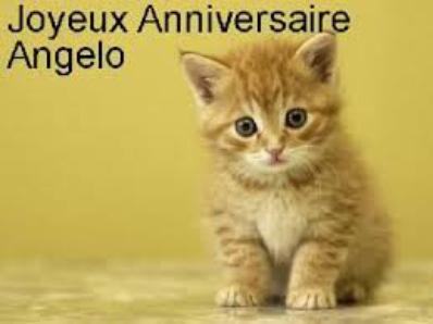 joyeux anniversaire mon anges !!!!!