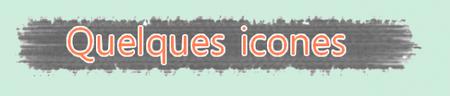 Icones/Avatars