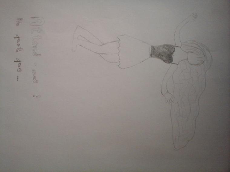 Un autre dessin. ..