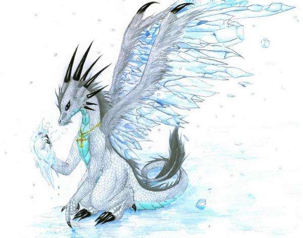 La magie du chasseur de dragon...