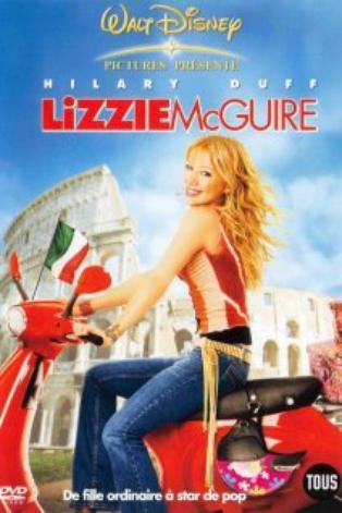 Lizzie Mcguire à rome Le film