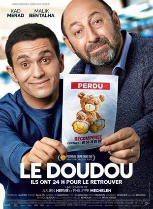 Le DOUDOU de Julien Hervé et Philippe Mechelen