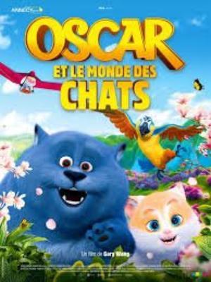 Oscar et le monde des chats..(vue 23/12/2018)