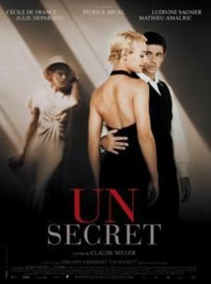 un secret (livres +flm)