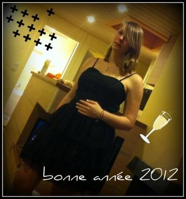 1er de l'an , bonne année 2012