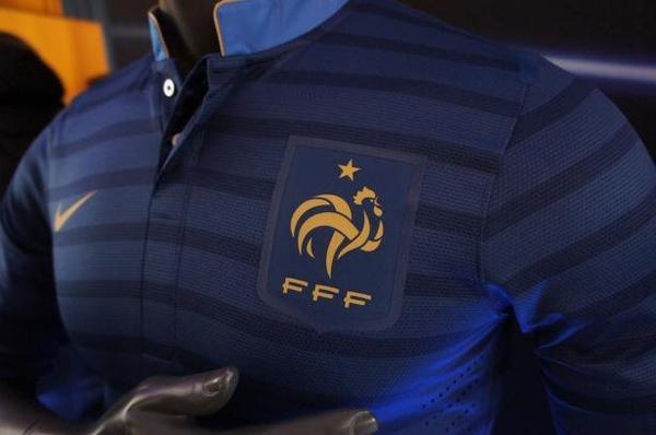 Nouveaux Maillot Euros 2012 équipe de France