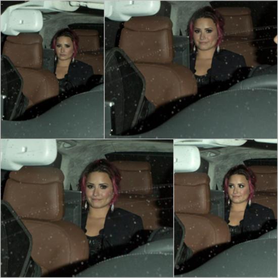 LE 25/02 et le 26/02 - Demi a fait un concert à Sunrise en Floride et un concert à Tampa aussi en Floride !!