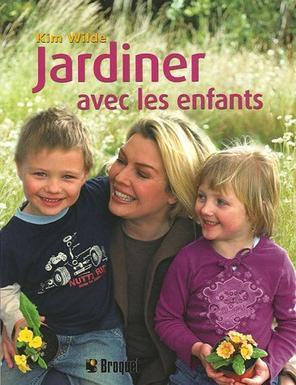 """LIVRES """"Jardiner avec les enfants"""" et  """"Mon premier jardin"""""""