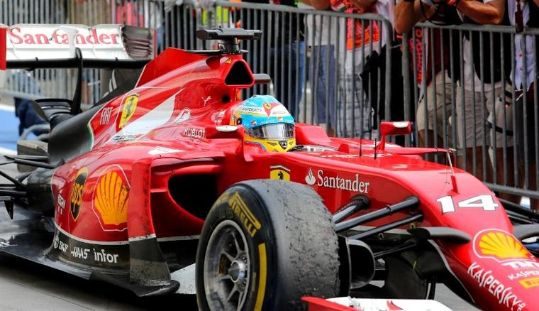 Hungaroring - Dimanche 27 Juillet 2014 - Formule 1