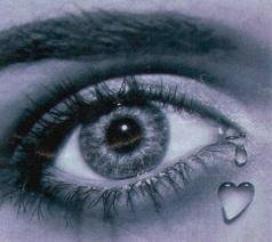 Juste une larme...