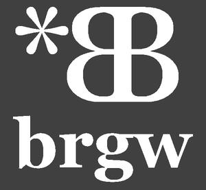 Nouveau logo de brgw - Ce qui aurait dû être initialement prévu