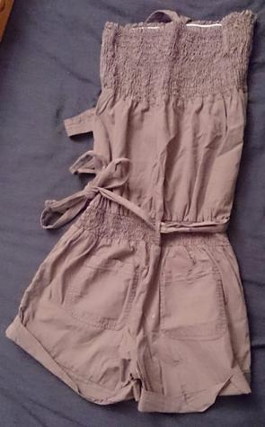 Combi short marron PROMOD