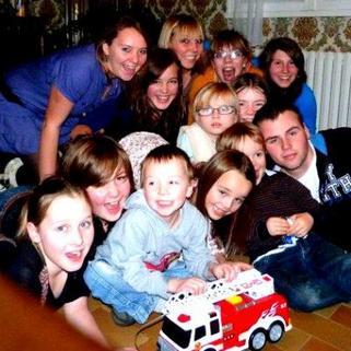 Quoi de plus que l'amour d'une famille ♥