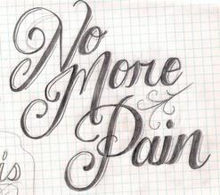 no more pain ( feat M-G) (2011)