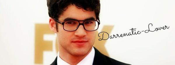 Présentation de Darren Criss <3