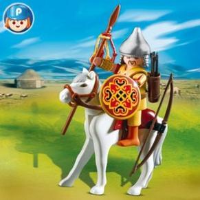 Playmobil spécial : Cosaques et/ou Mongols