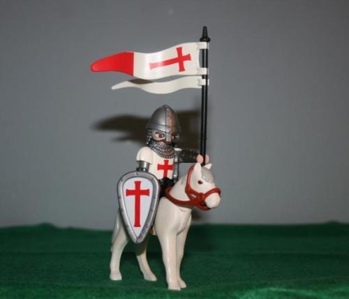 Playmobil spécial : Templier (ref : 4670)