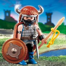 Playmobil : les Vickings.