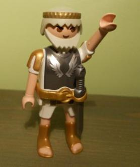 Playmobil Romain et Gladiateur (ref : 5817)