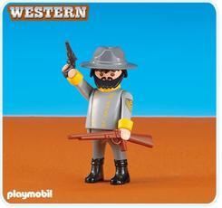 Nouveaux personnages Playmobil sur les guerres Américaines.