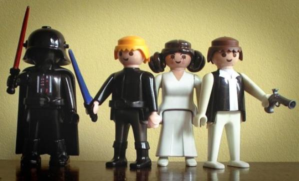 Custom Playmobil Star Wars