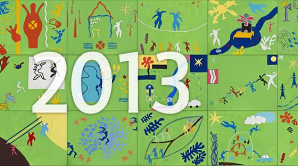 Meilleurs v½ux pour 2013.