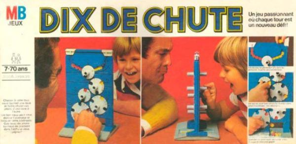 Les jeux de société de mon enfance.