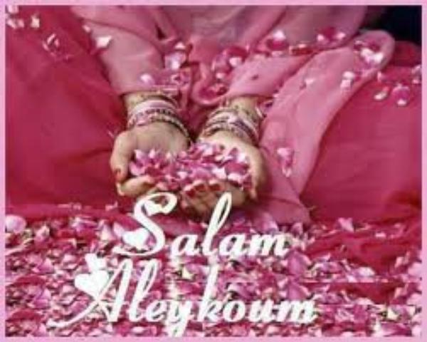 Salam Aleykoum ❤