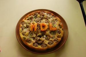 .......     Repas Partage avec dernier cours de l'année aux M.D.L. ........