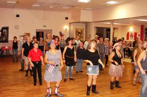 """Photos du bal de samedi soir chez """" les Bottes En Folie """""""