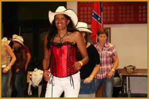 Une danse country pour chacune de mes  amies , N°1