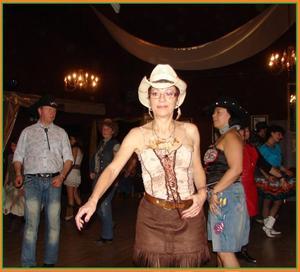 Une danse country pour chacune de mes  amies , N°2