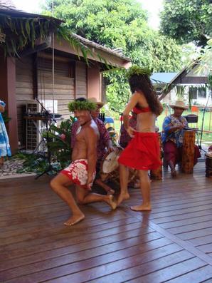 Lundi = photo de Tahiti ..Cette semaine ,2 photos envoyées par ma Lulu , prises lors d'une ballade à Papeete le weekend dernier.