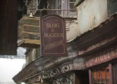 Slug & Jiggers Apothecary