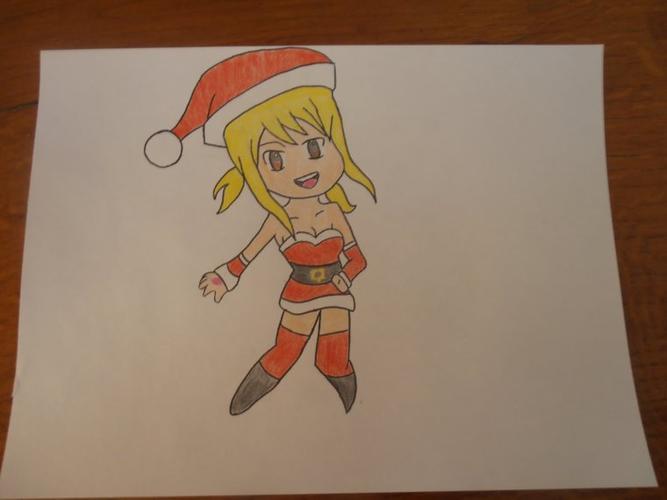 Dessin Noël ^^