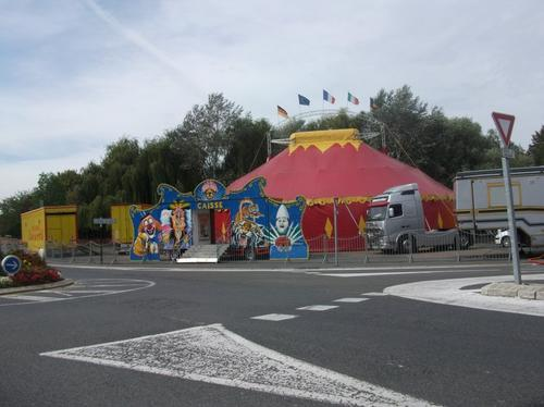 Cirque Zavatta (Dubois) 9 , 10 , 11 septembre Bruay La buissiére
