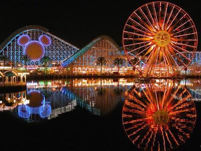 Les parcs d'attractions / de loisirs français !