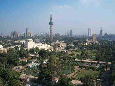 Ville mondiale 5 : Le Caire !