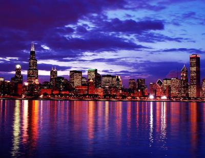 Ville mondiale 8 : Chicago !