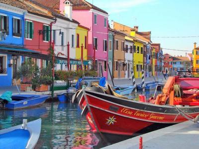Ville mondiale 9 : Venise !