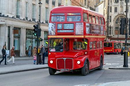 Ville mondiale 3 : Londres !