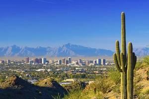 Ville mondiale 17 : Phoenix !